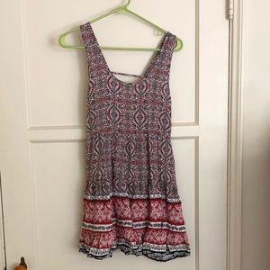 Mini sun dress